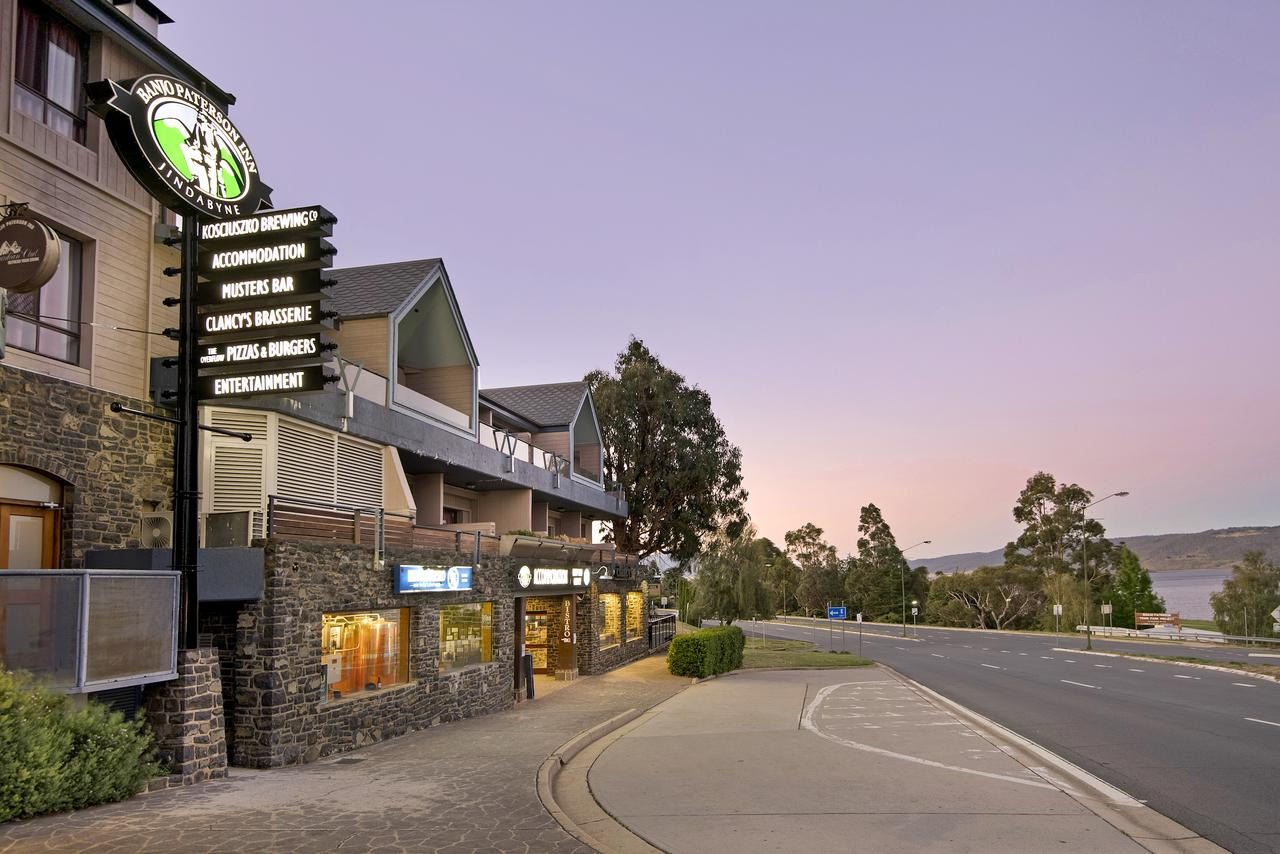 Banjo Paterson Inn - Accommodation Rockhampton