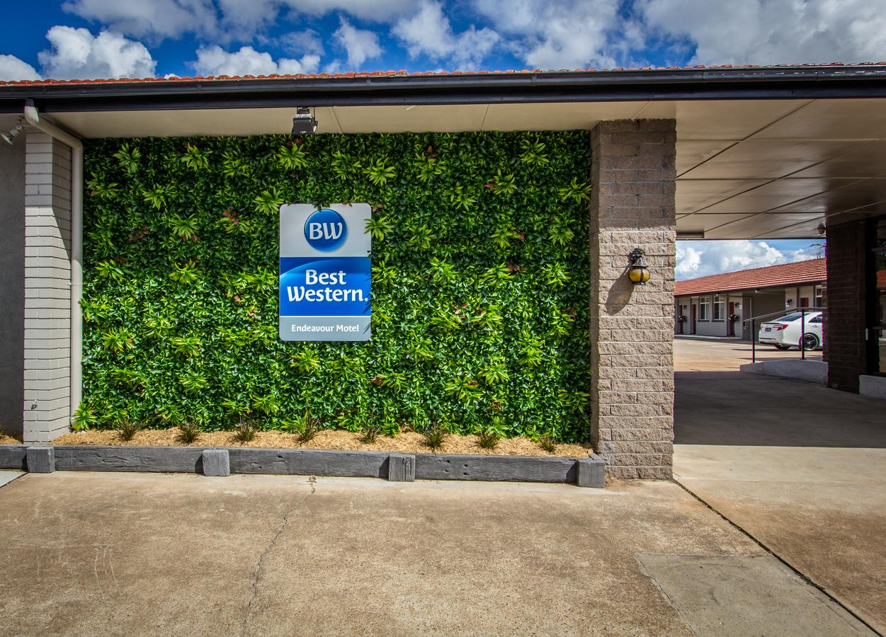 Best Western Endeavour Motel - Accommodation Rockhampton