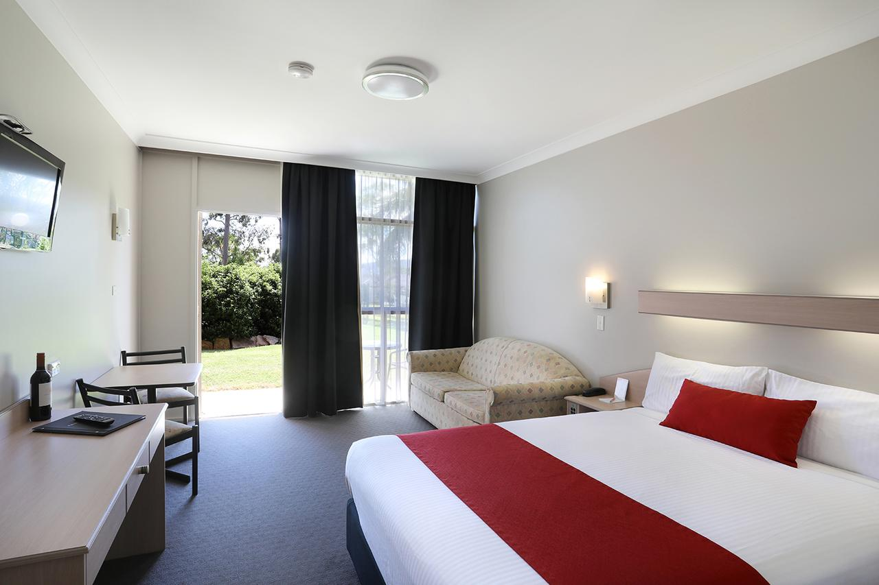 Econo Lodge Tamworth - Accommodation Rockhampton