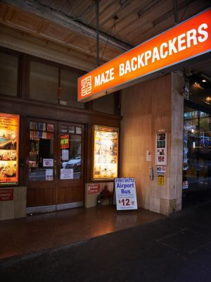 Maze Backpackers - Sydney - Accommodation Rockhampton