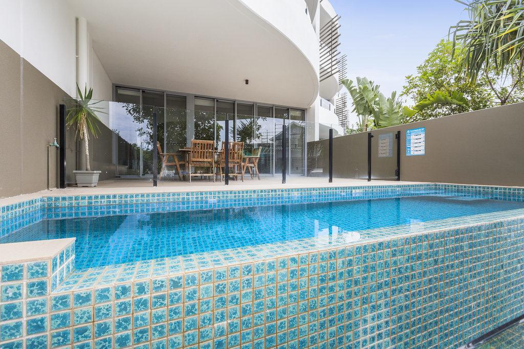 COTTON BEACH 8 ESCAPE WITH PRIVATE PLUNGE POOL - Accommodation Rockhampton