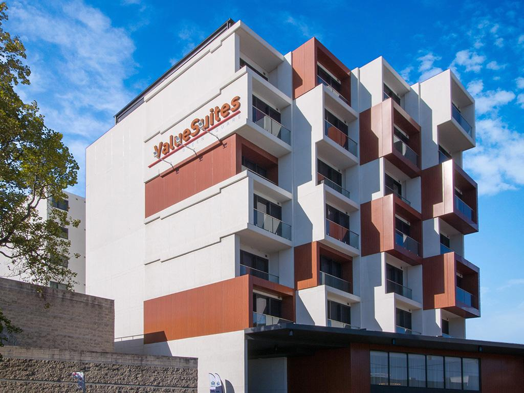 Value Suites Green Square - Accommodation Rockhampton