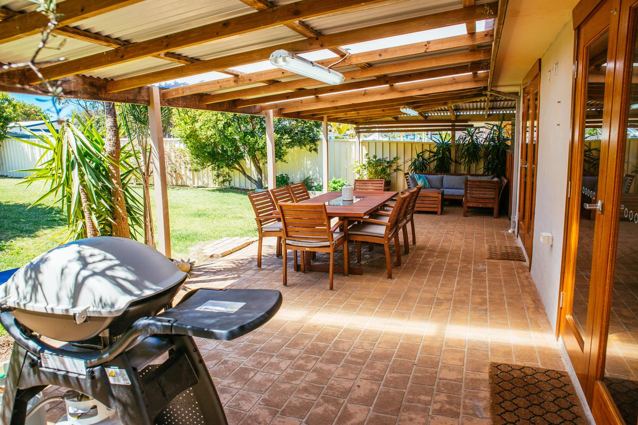 Sunbaker Beach House - Accommodation Rockhampton