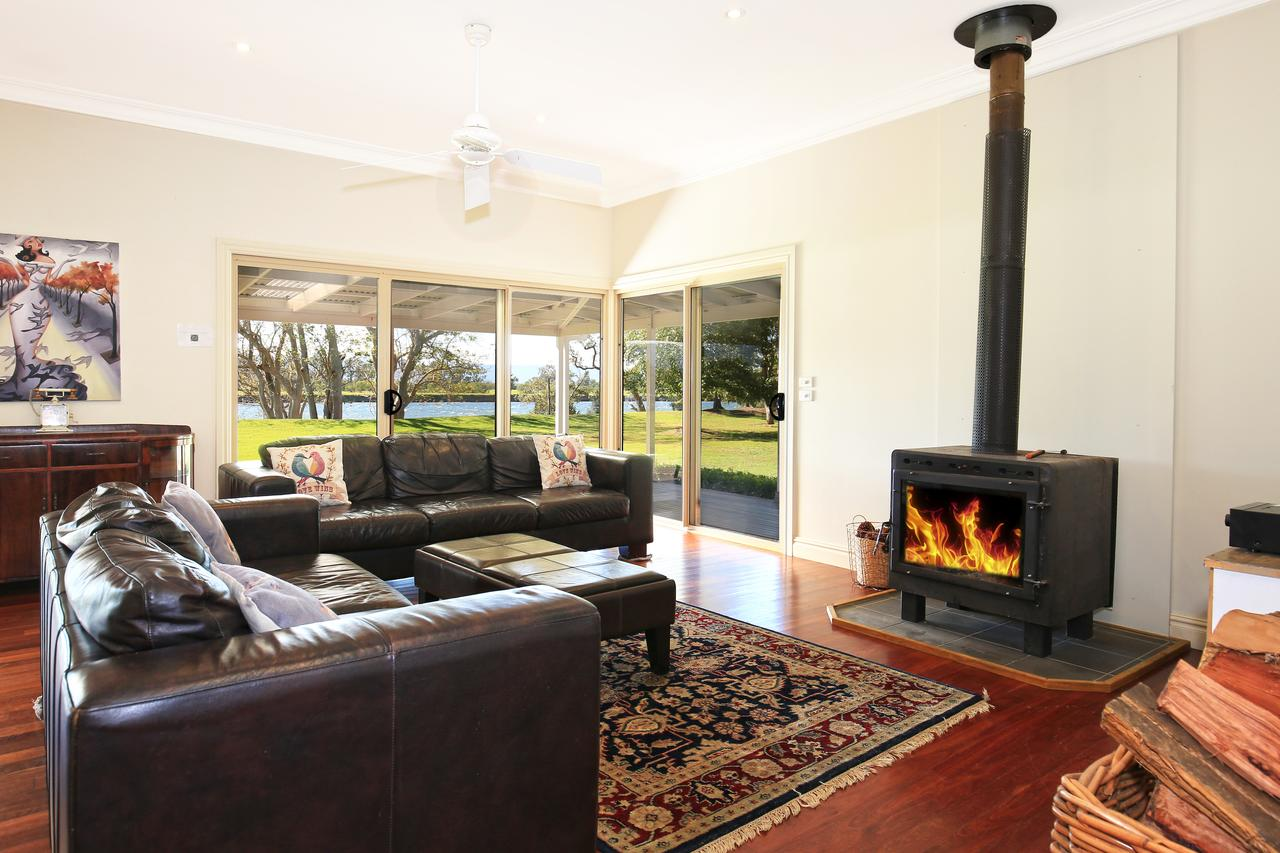 Terara Riverside Retreat - Accommodation Rockhampton