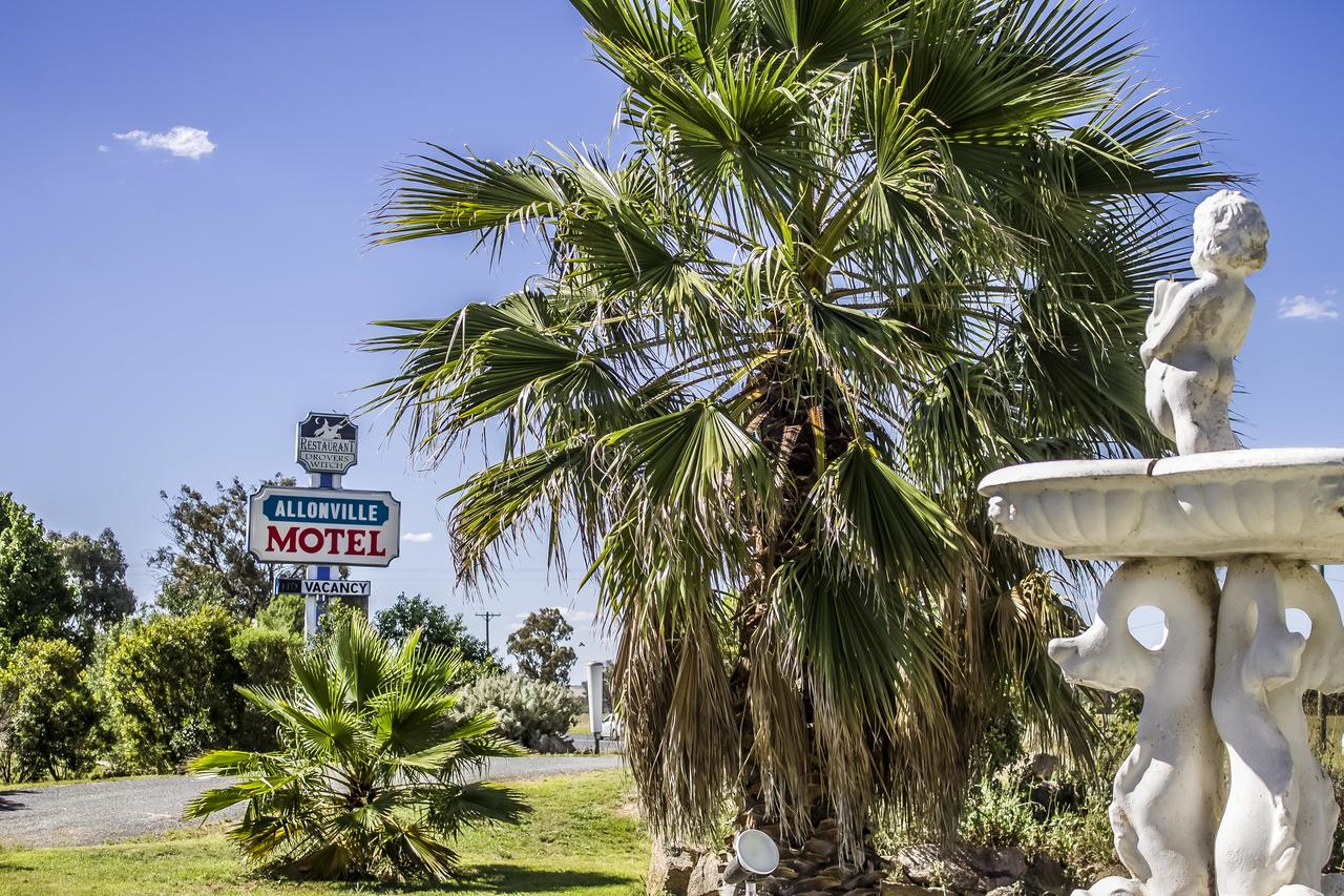 Allonville Gardens Motel - Accommodation Rockhampton