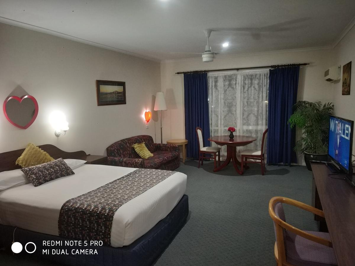 Australia Park Motel - Accommodation Rockhampton