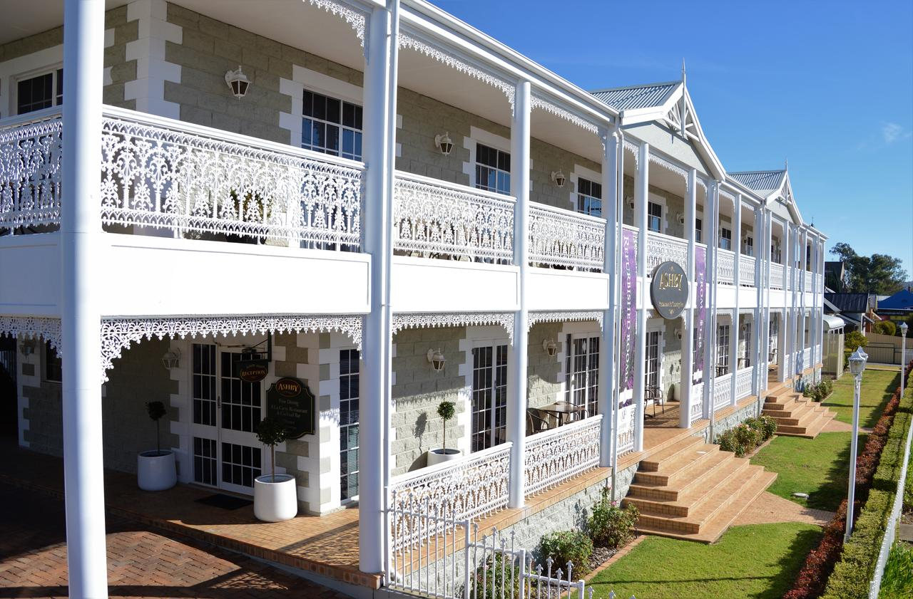 Ashby House Motor Inn - Accommodation Rockhampton