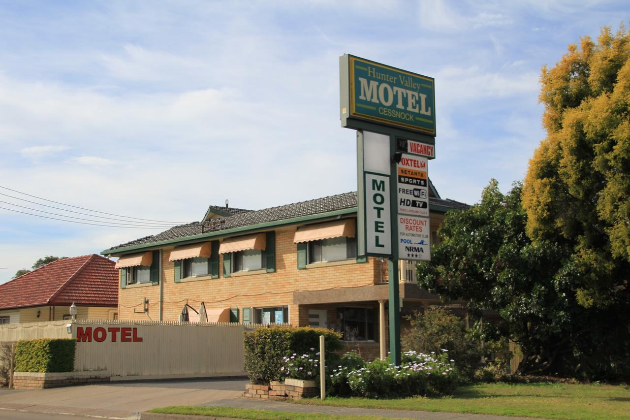 Hunter Valley Motel - Accommodation Rockhampton