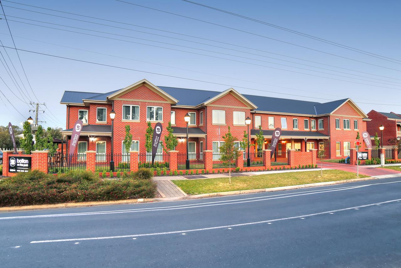 Bolton on the Park - Accommodation Rockhampton