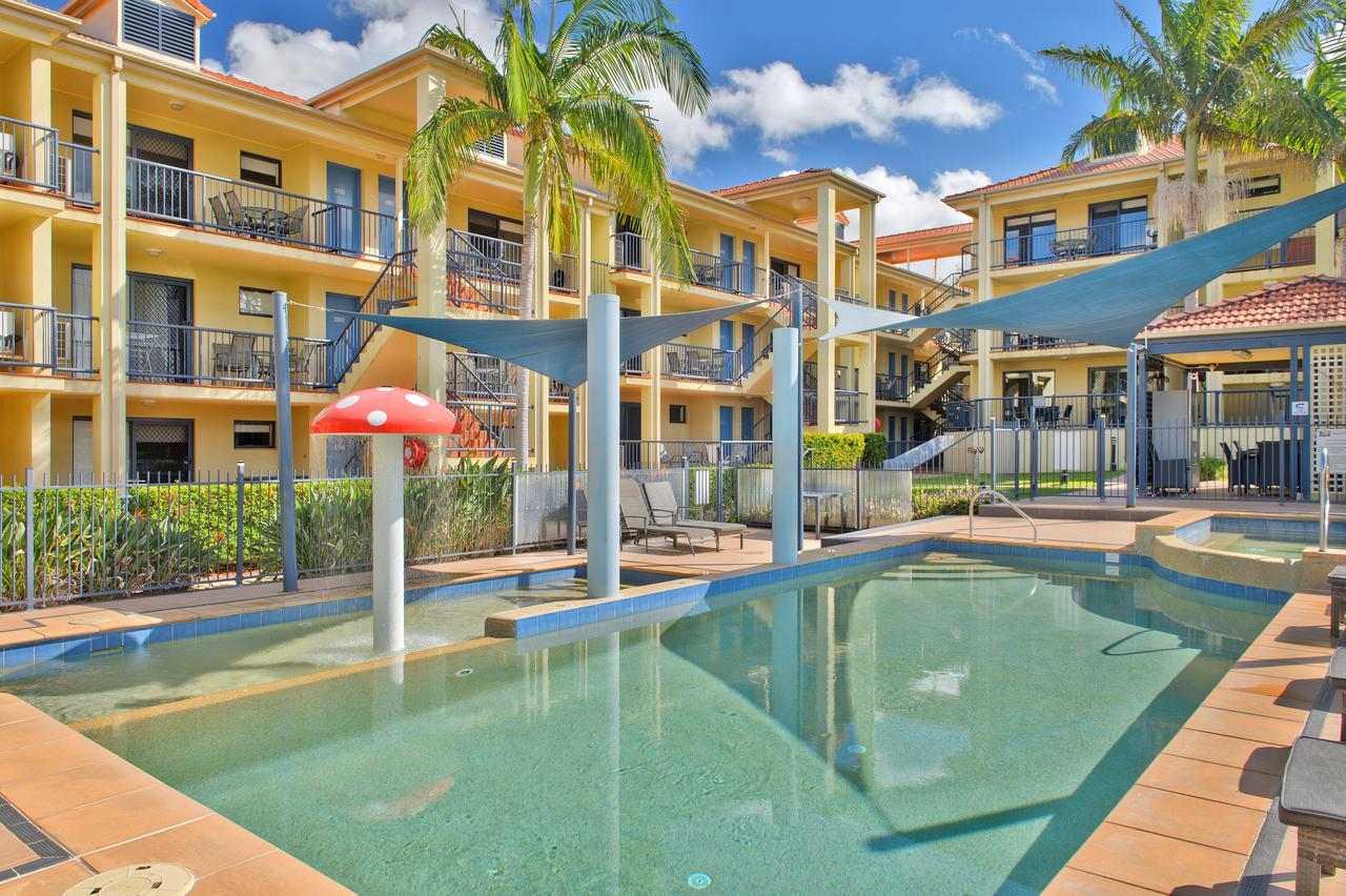 South Pacific Apartments - Accommodation Rockhampton