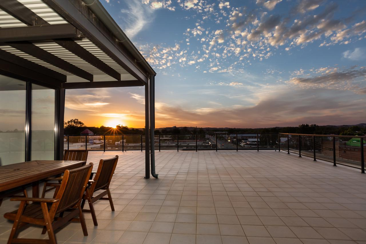 The Penthouse - Accommodation Rockhampton