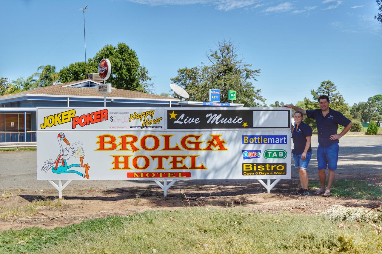 Brolga Hotel Motel - Coleambally - Accommodation Rockhampton