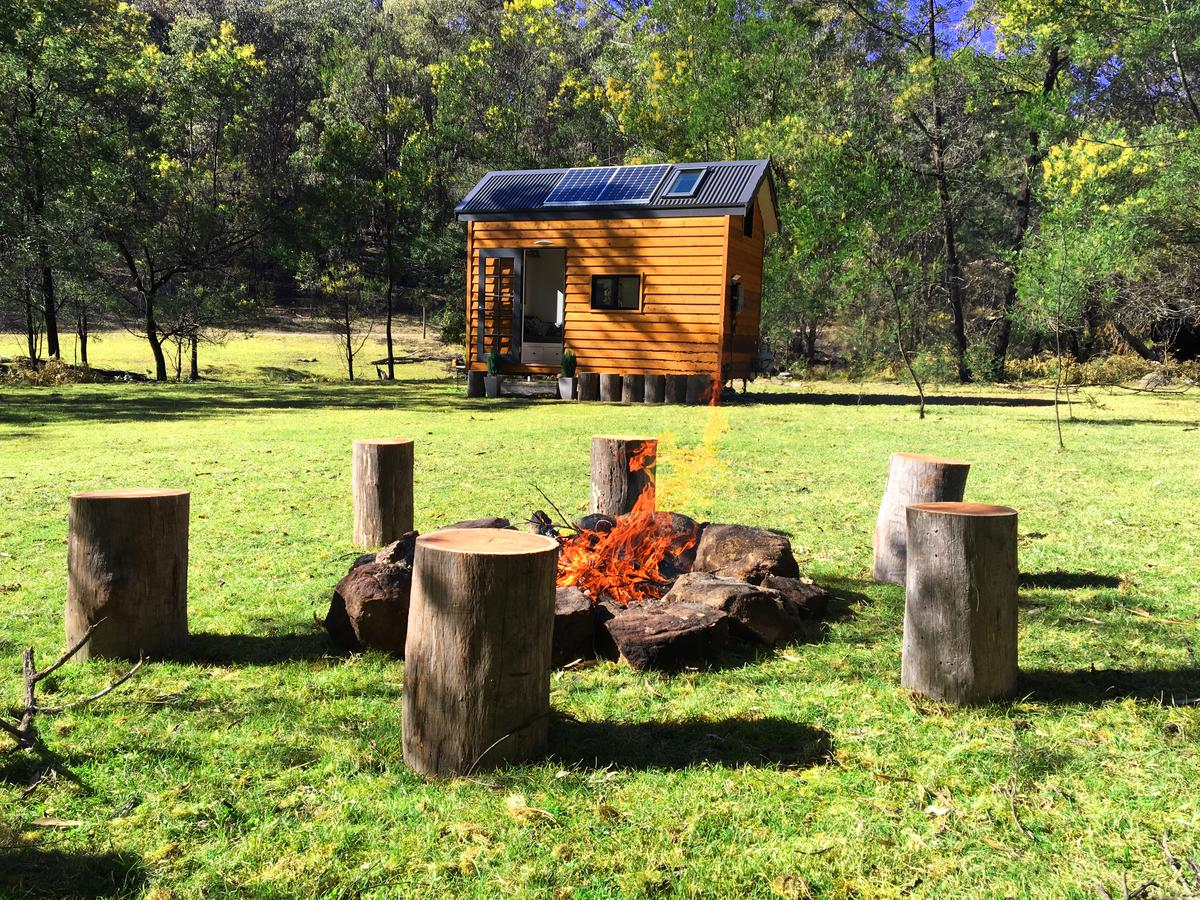 Christopher Tiny House - Accommodation Rockhampton