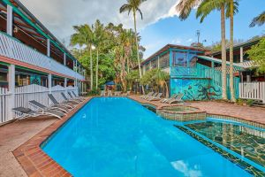 Arts Factory Lodge - Accommodation Rockhampton