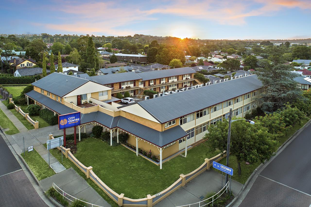 City Centre Motor Inn - Accommodation Rockhampton