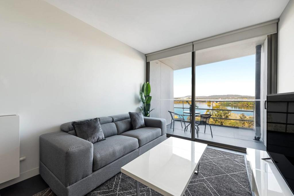 Canberra Luxury Apartment 5 - Accommodation Rockhampton