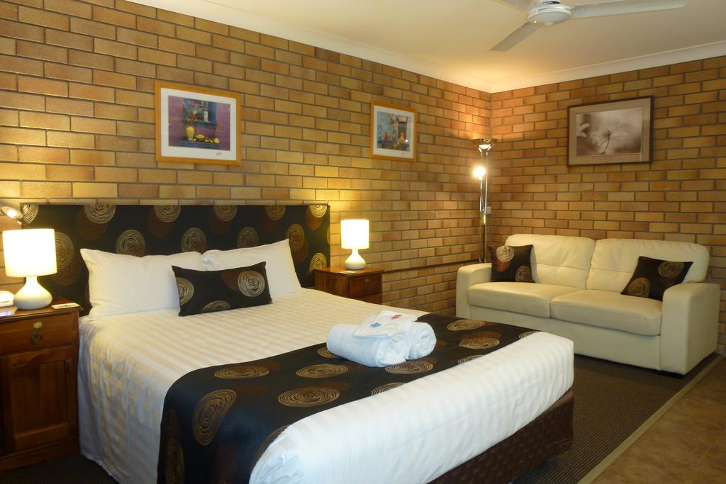 City View Motel - Accommodation Rockhampton