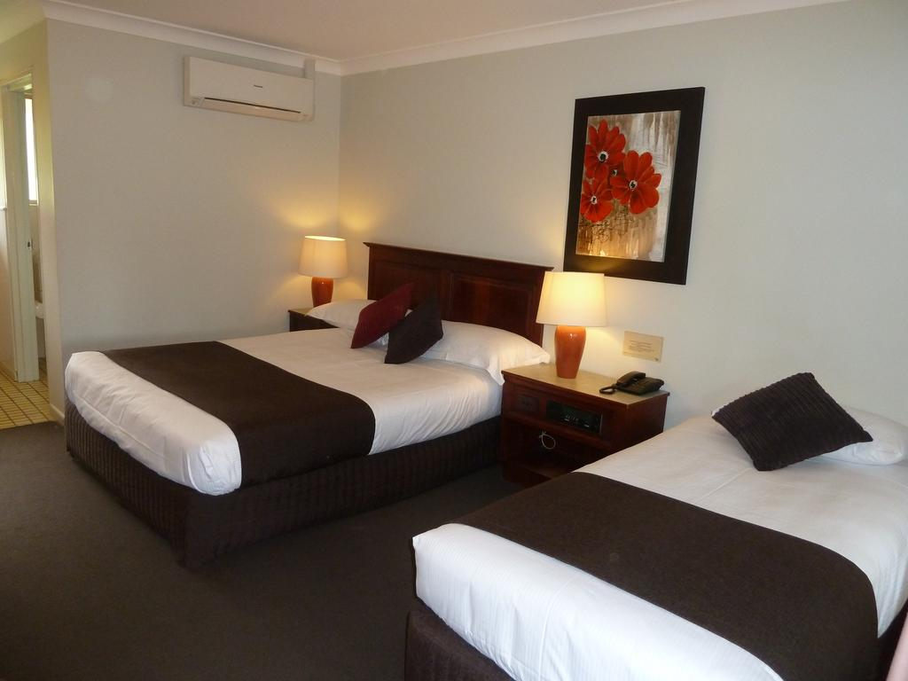 McNevins Warwick Motel - Accommodation Rockhampton