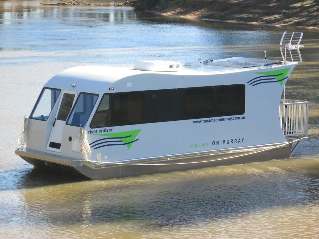 Moama on Murray Houseboats - Accommodation Rockhampton