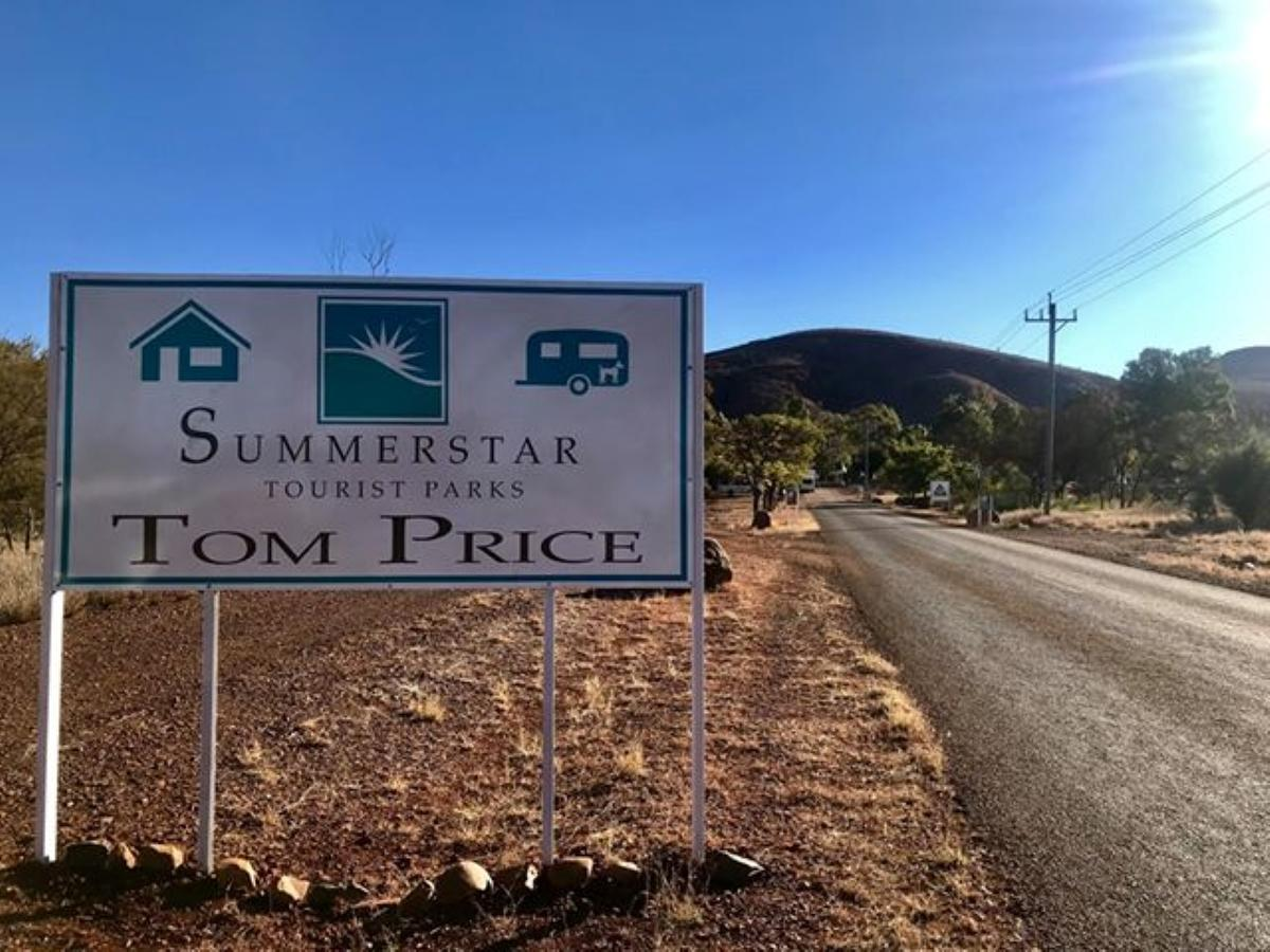 Tom Price Tourist Park - Accommodation Rockhampton