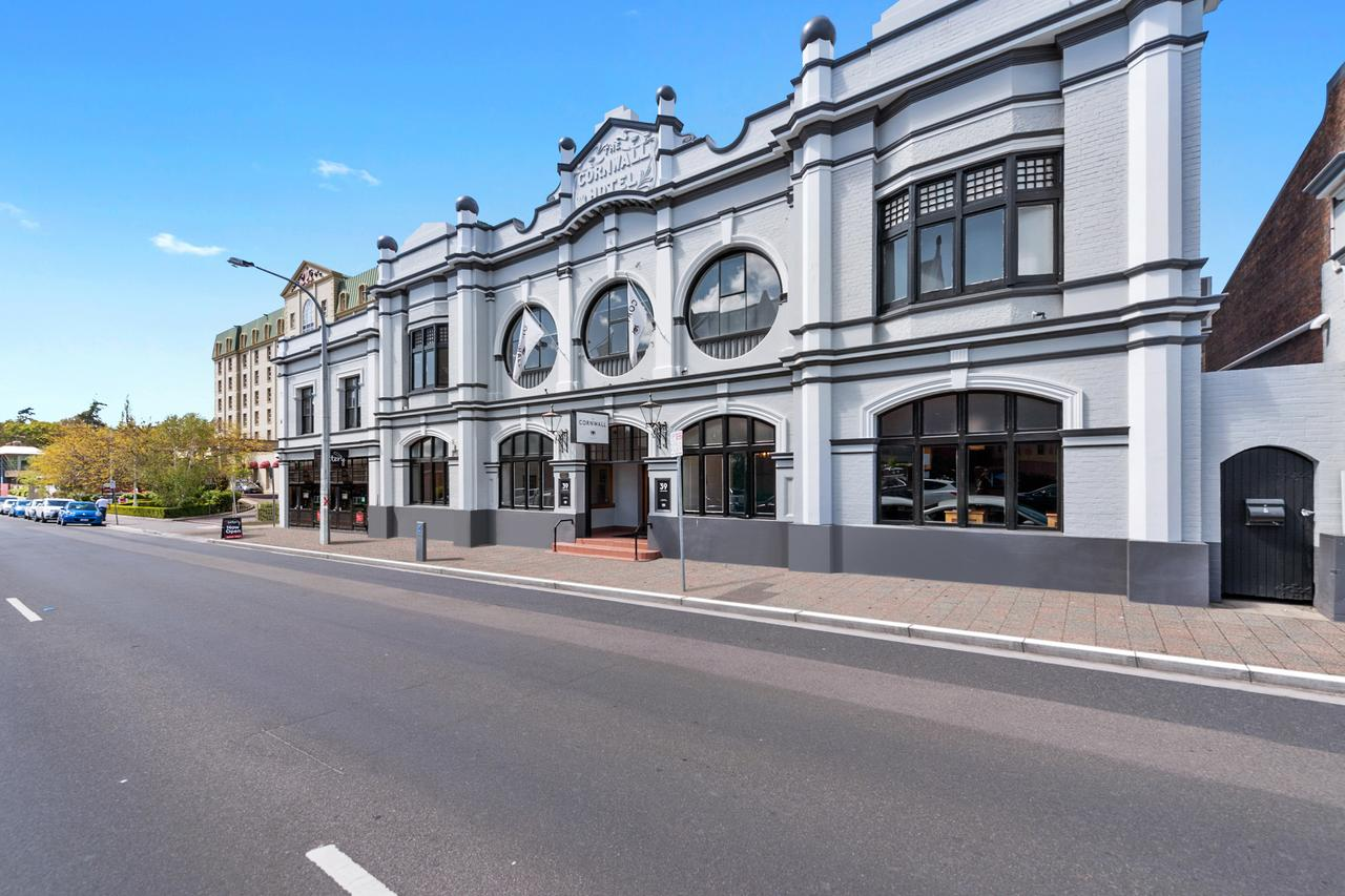 The Cornwall Boutique Hotel - Accommodation Rockhampton