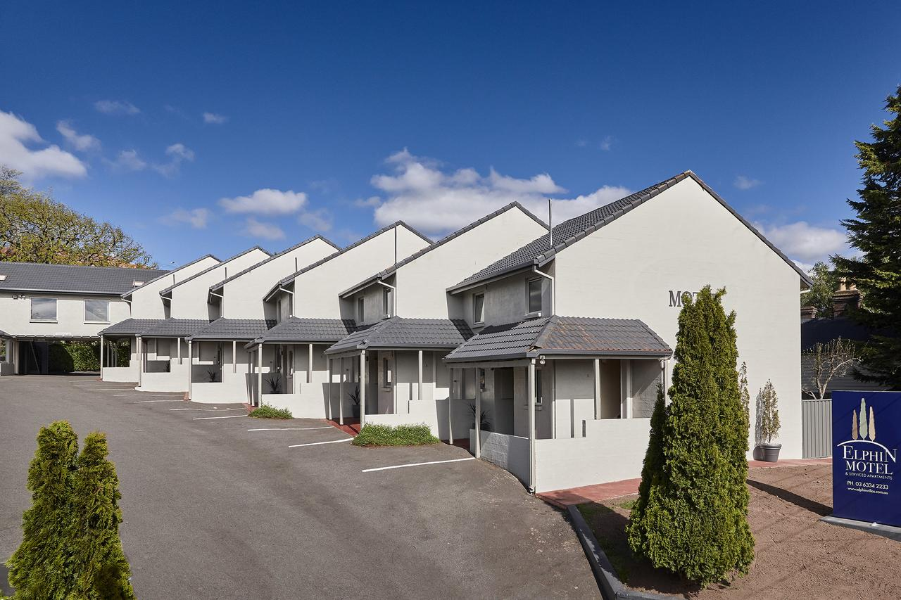 Elphin Motel  Serviced Apartments - Accommodation Rockhampton