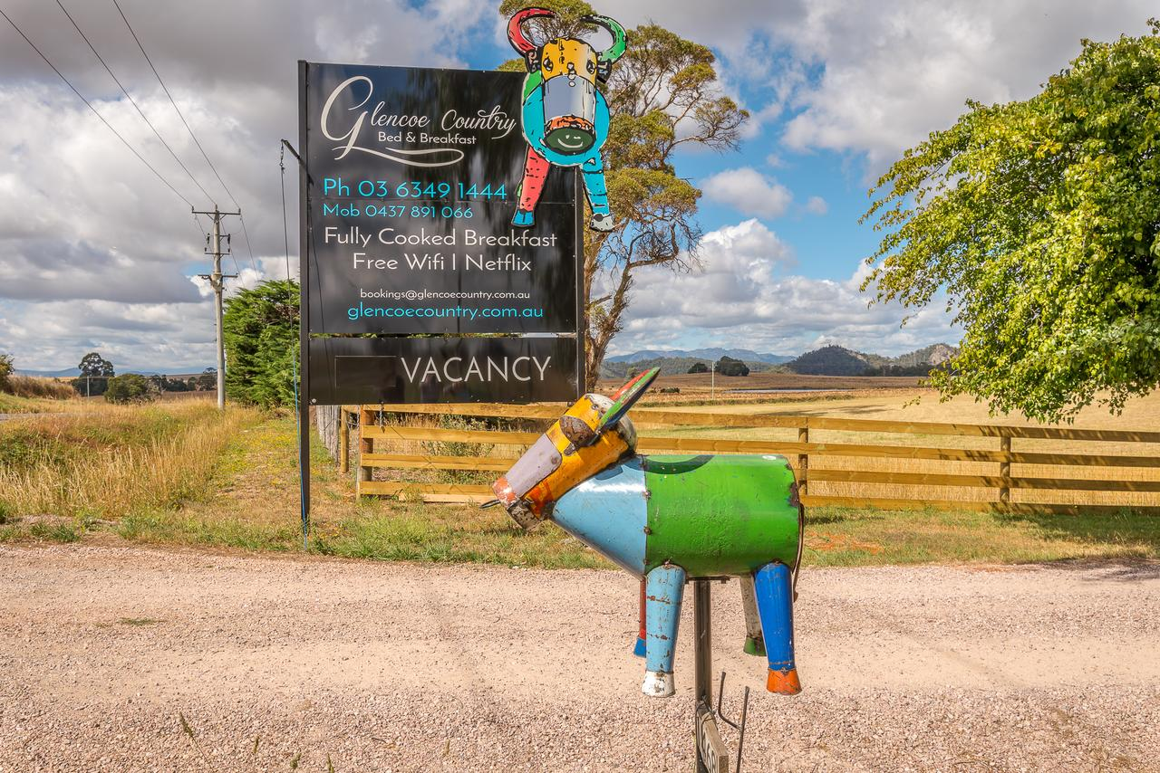 Glencoe Country Bed and Breakfast - Accommodation Rockhampton