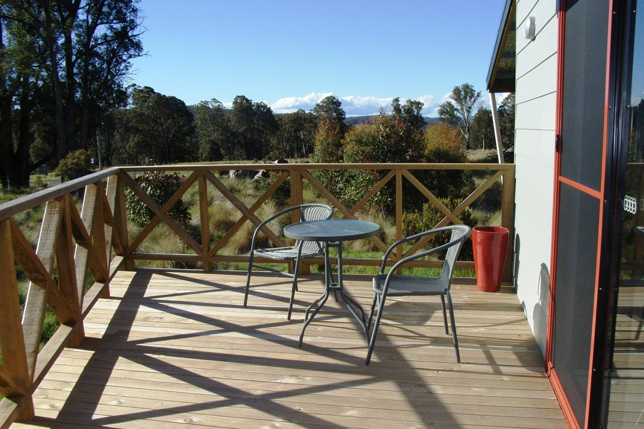 Highland Cabins and Cottages at Bronte Park - Accommodation Rockhampton