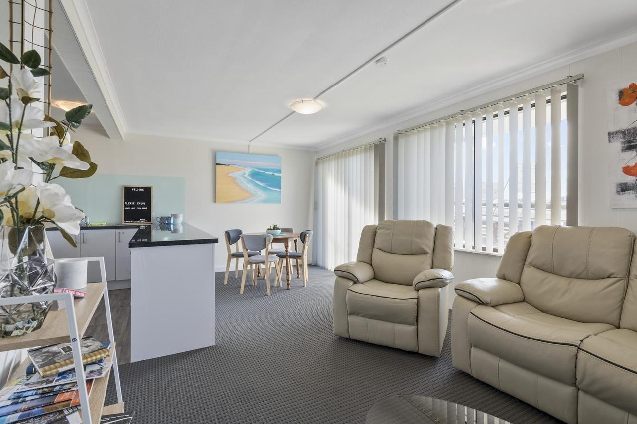 Aruba Apartments - Accommodation Rockhampton