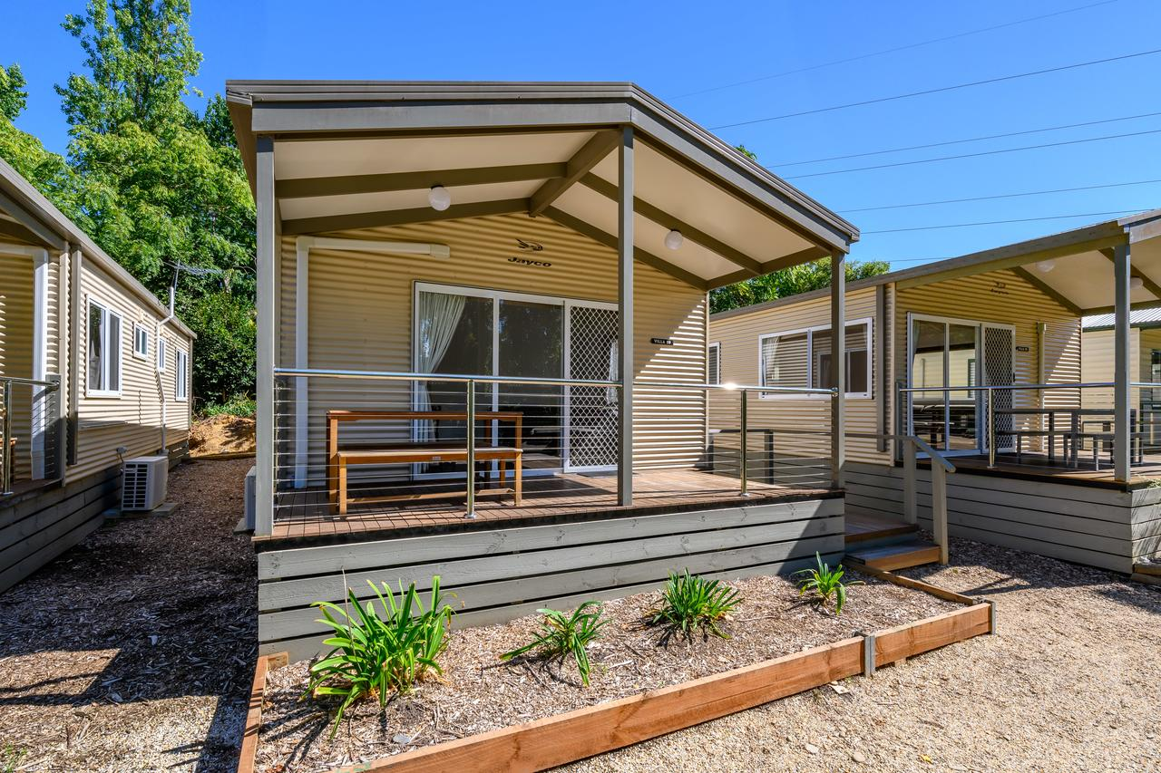 Bright Riverside Holiday Park - Accommodation Rockhampton