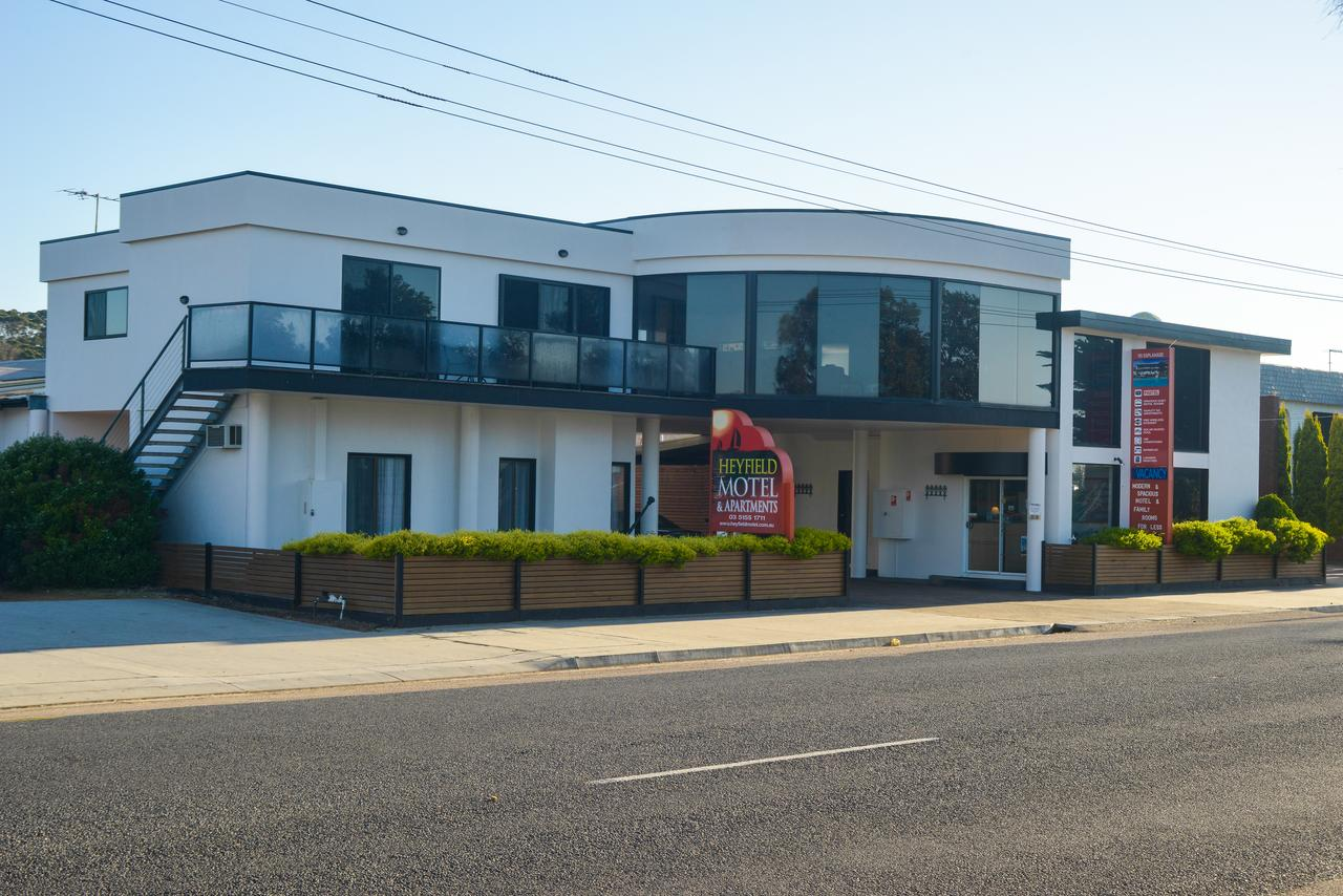 Heyfield Motel and Apartments - Accommodation Rockhampton