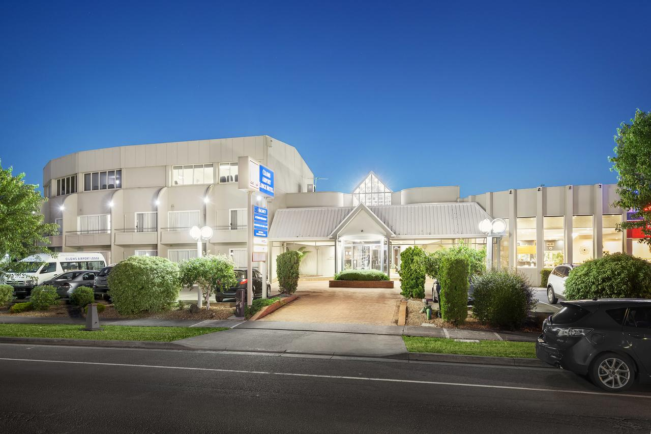 Ciloms Airport Lodge - Accommodation Rockhampton