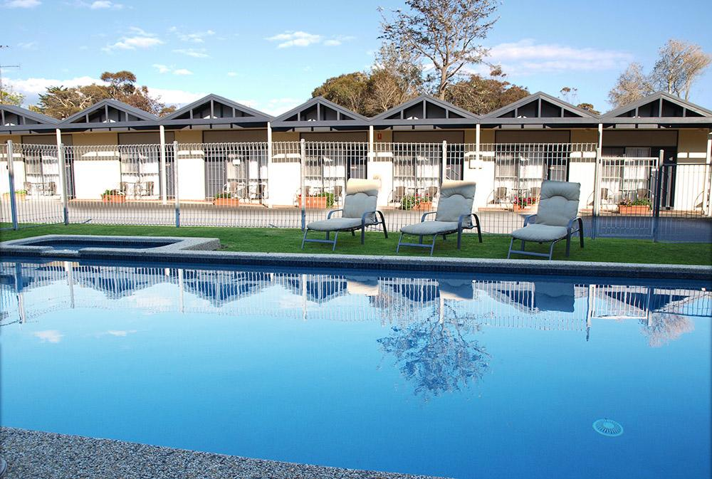 Mornington Motel - Accommodation Rockhampton