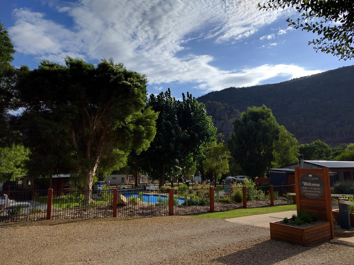 Halls Gap Lakeside Tourist Park - Accommodation Rockhampton