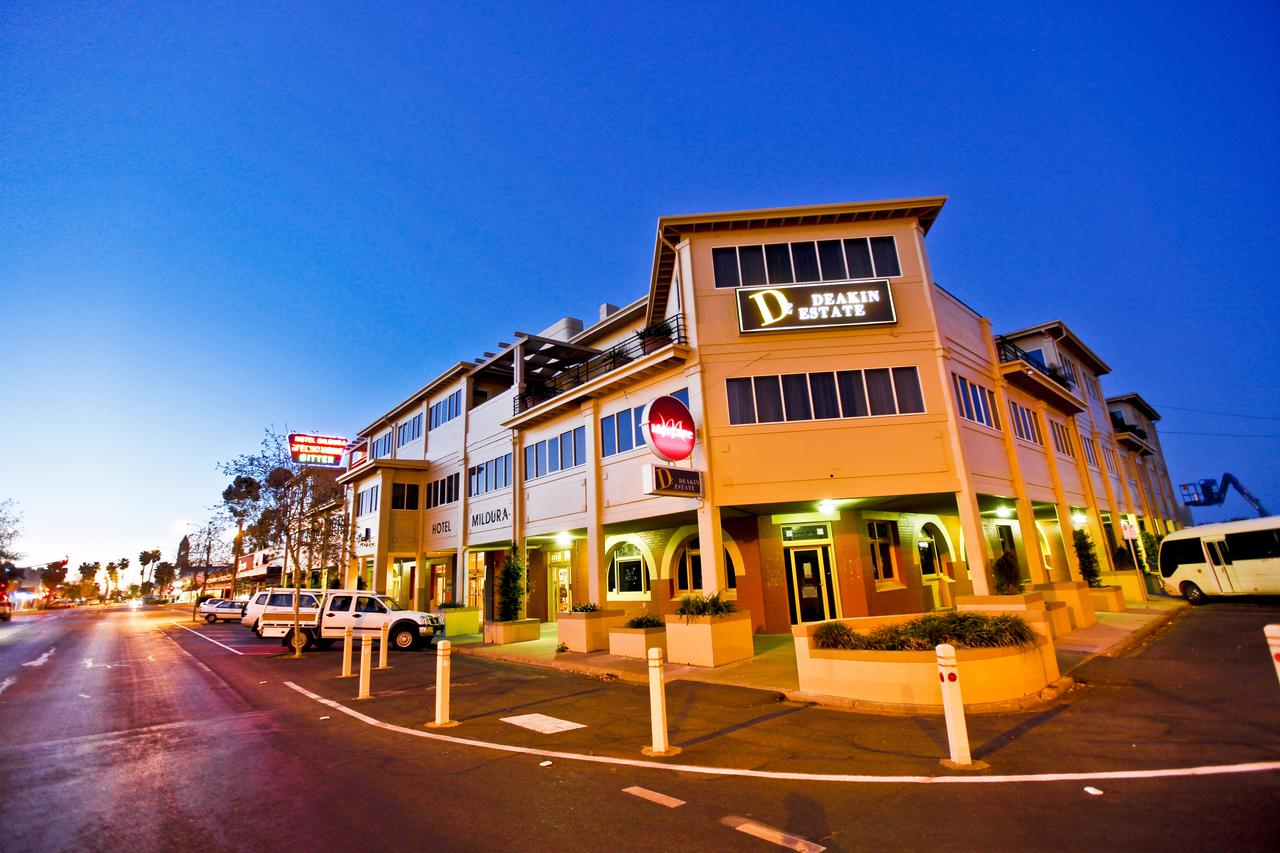 Mercure Hotel Mildura - Accommodation Rockhampton