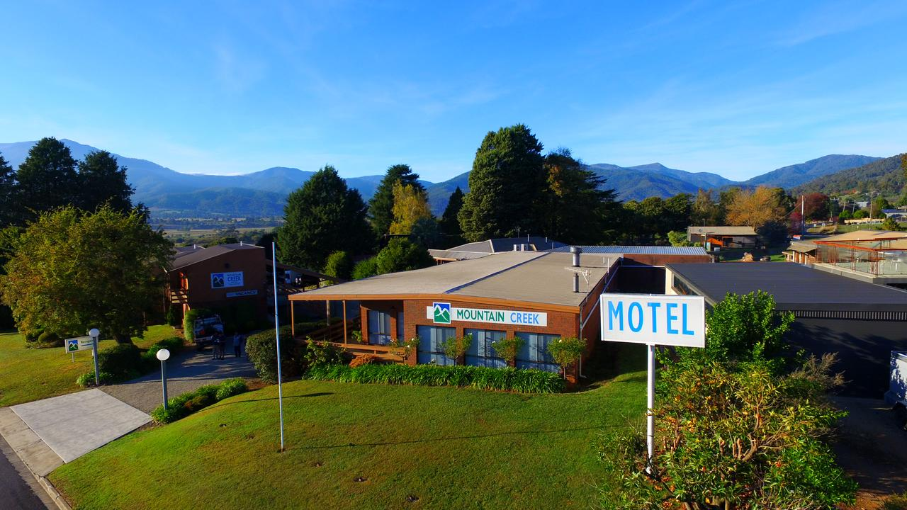 Mountain Creek Motel - Accommodation Rockhampton