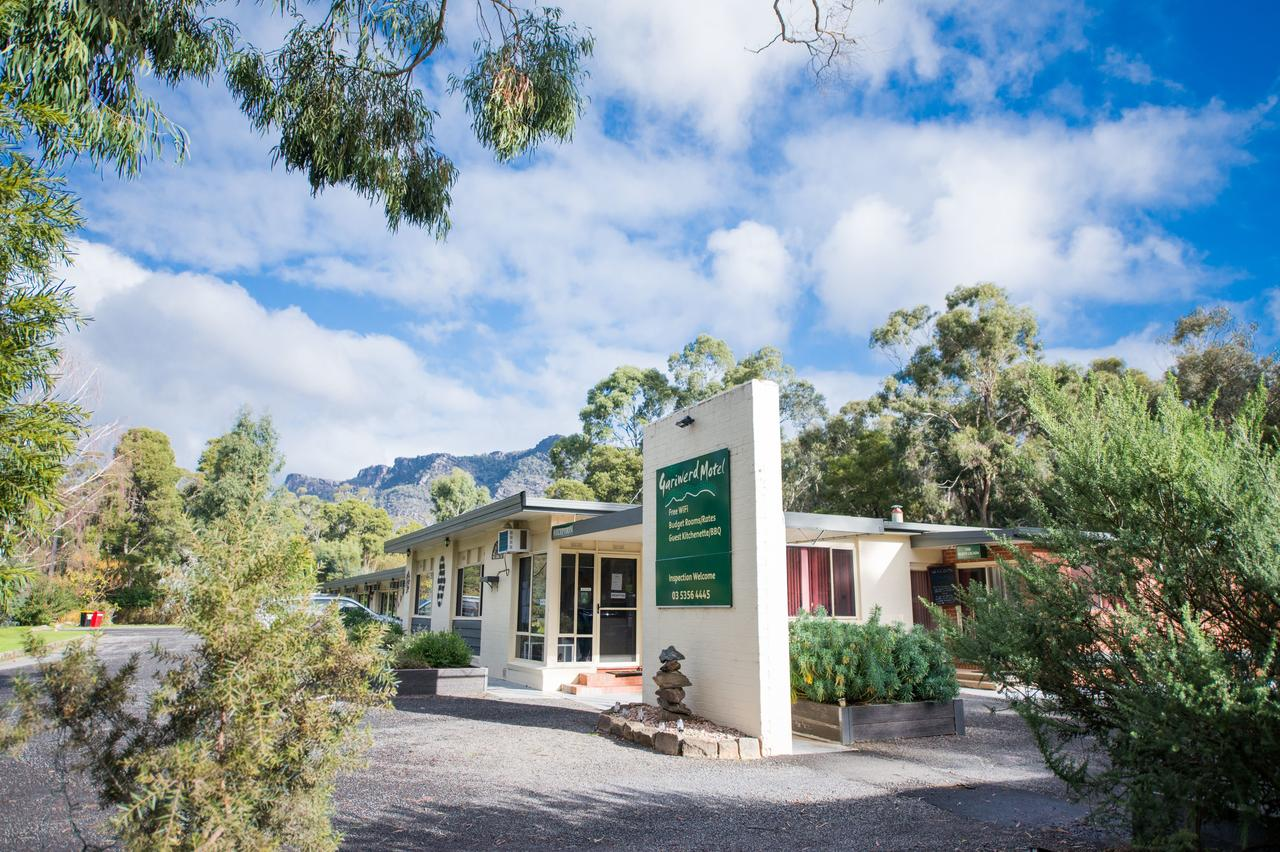 Gariwerd Motel - Accommodation Rockhampton