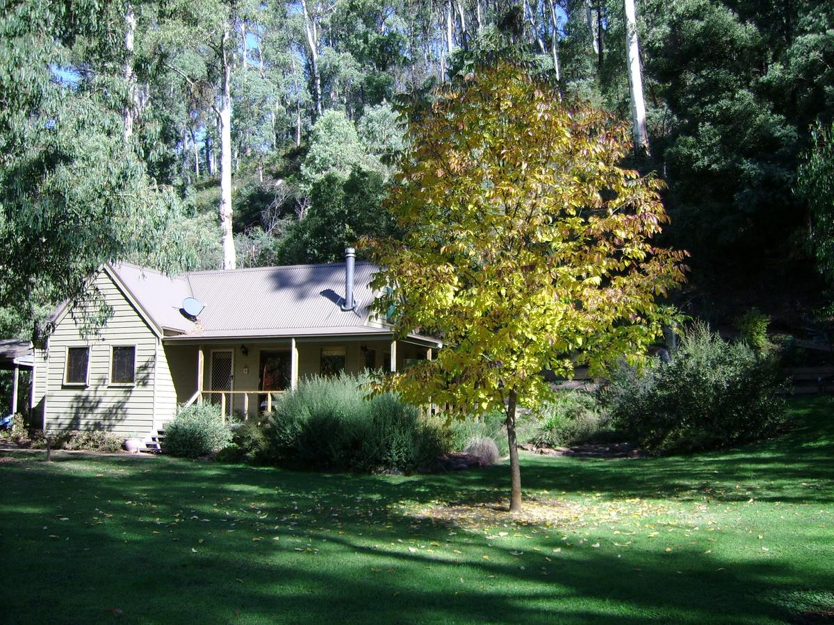 shady brook cottages - Accommodation Rockhampton