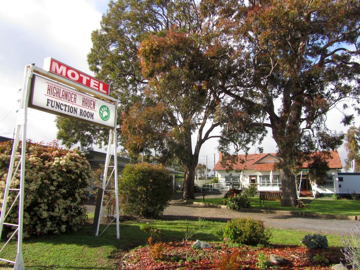 Highlander Haven Motel - Accommodation Rockhampton