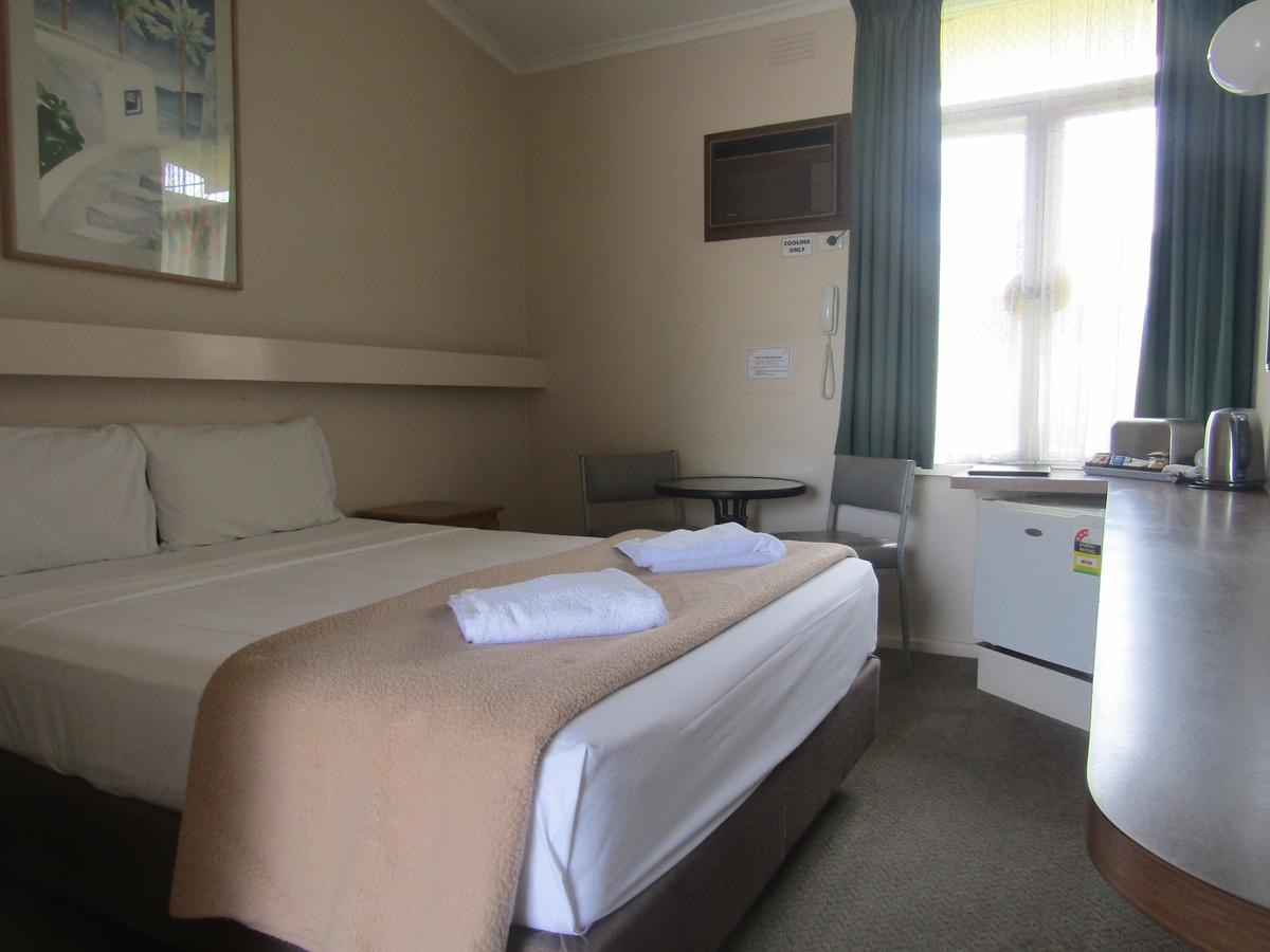 Twin City Motor Inn - Accommodation Rockhampton