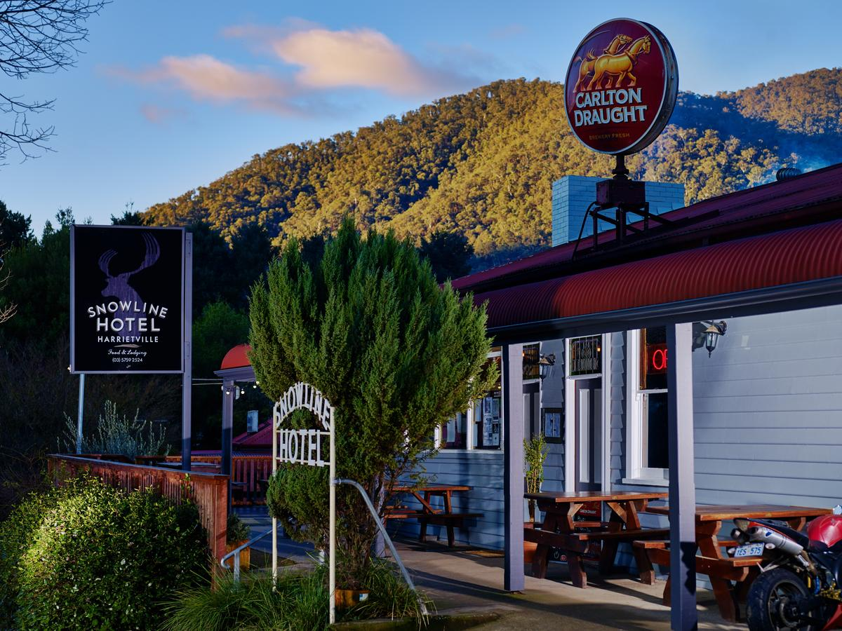 The Harrietville Snowline Hotel - Accommodation Rockhampton