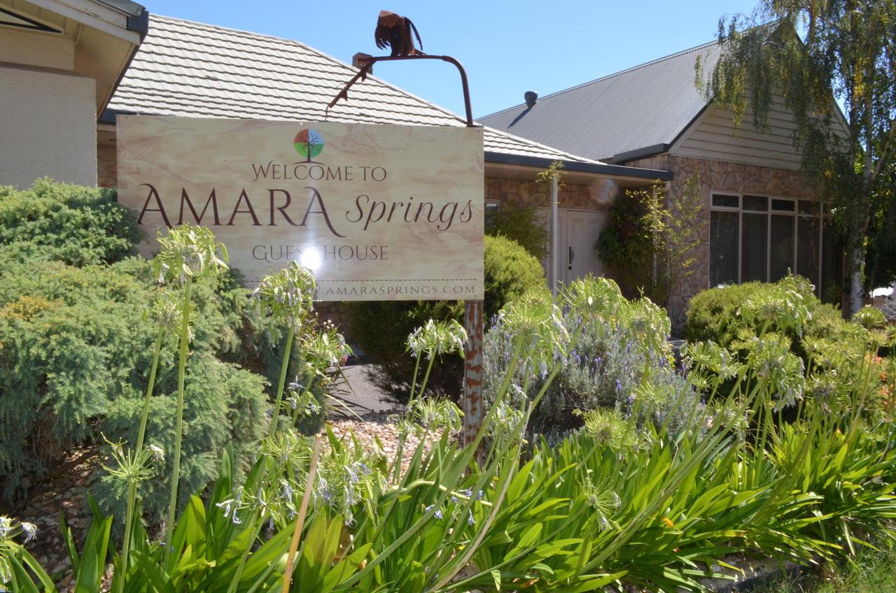 Amara Springs Guest House - Accommodation Rockhampton