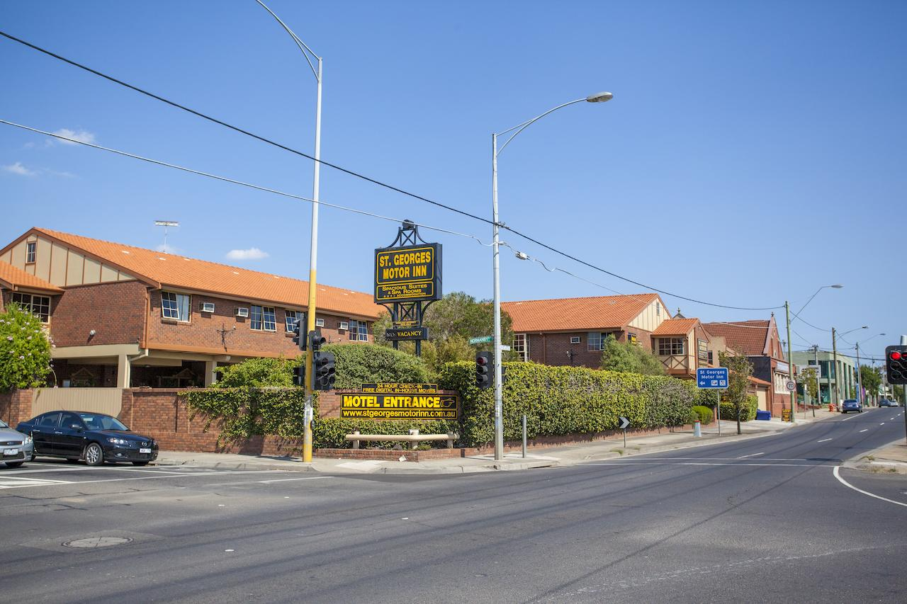 St Georges Motor Inn - Accommodation Rockhampton