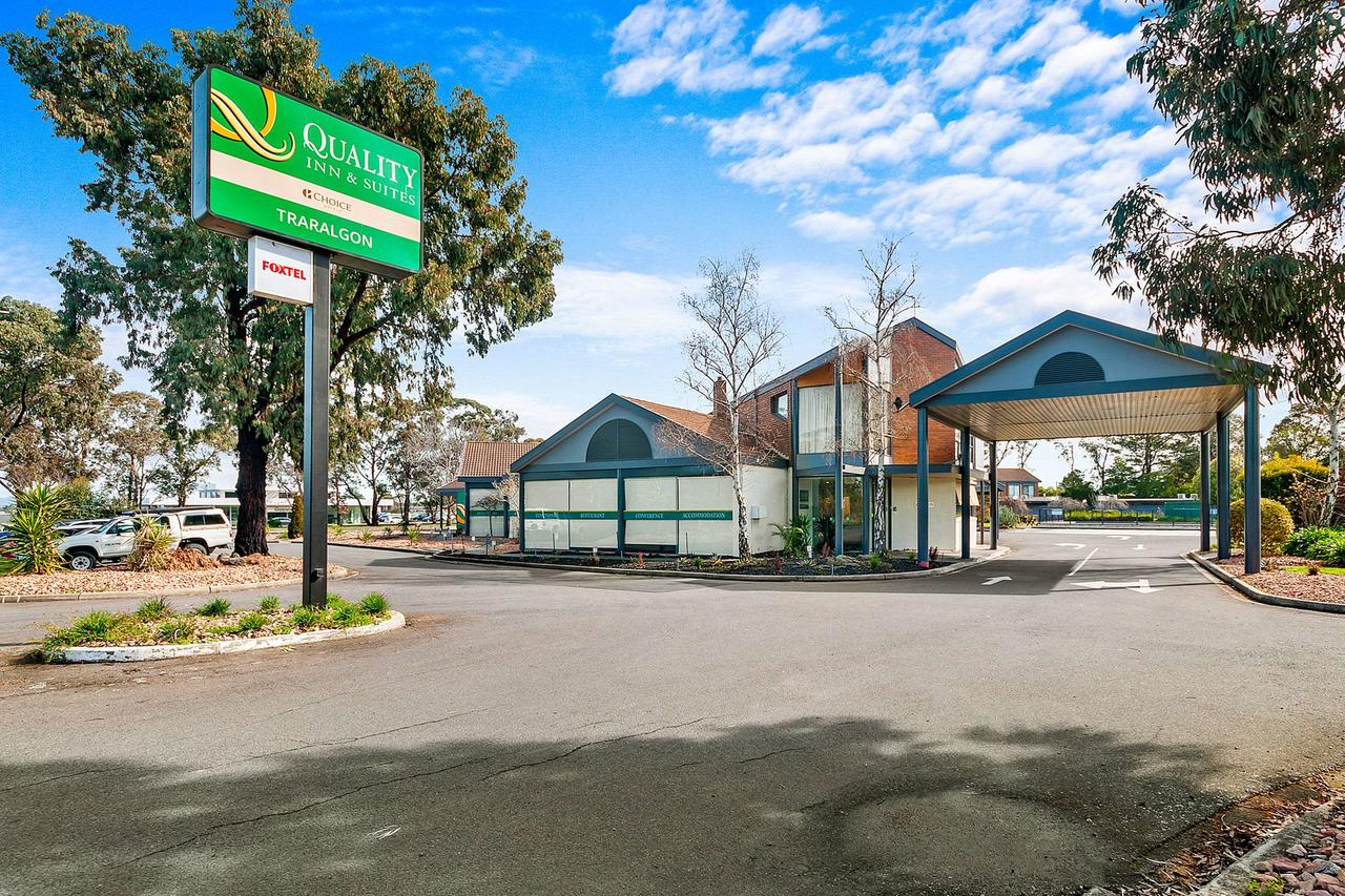 Quality Inn  Suites Traralgon - Accommodation Rockhampton