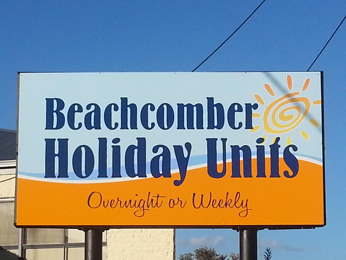 Beachcomber Holiday Units - Accommodation Rockhampton