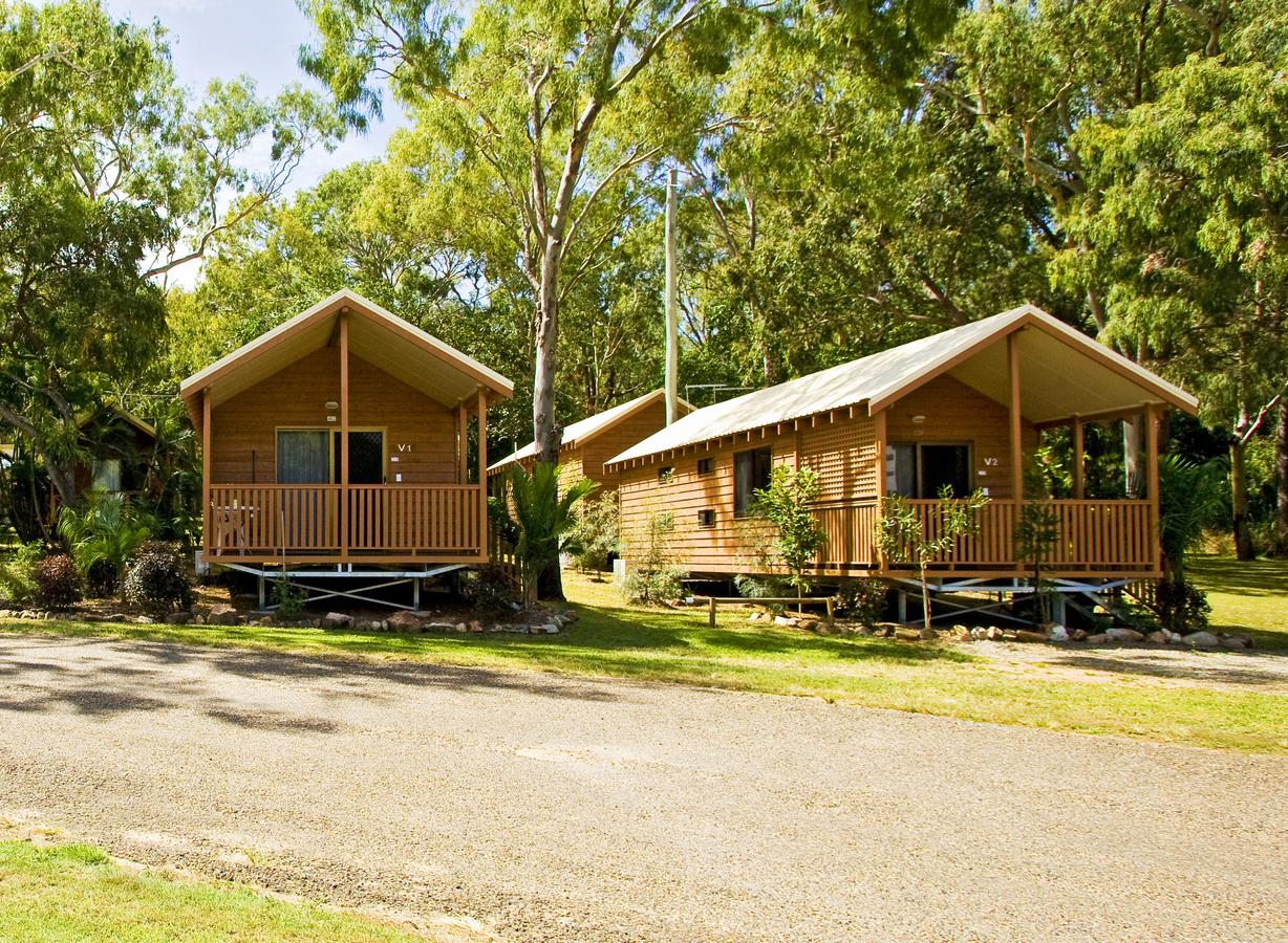 Captain Cook Holiday Village 1770 - Accommodation Rockhampton
