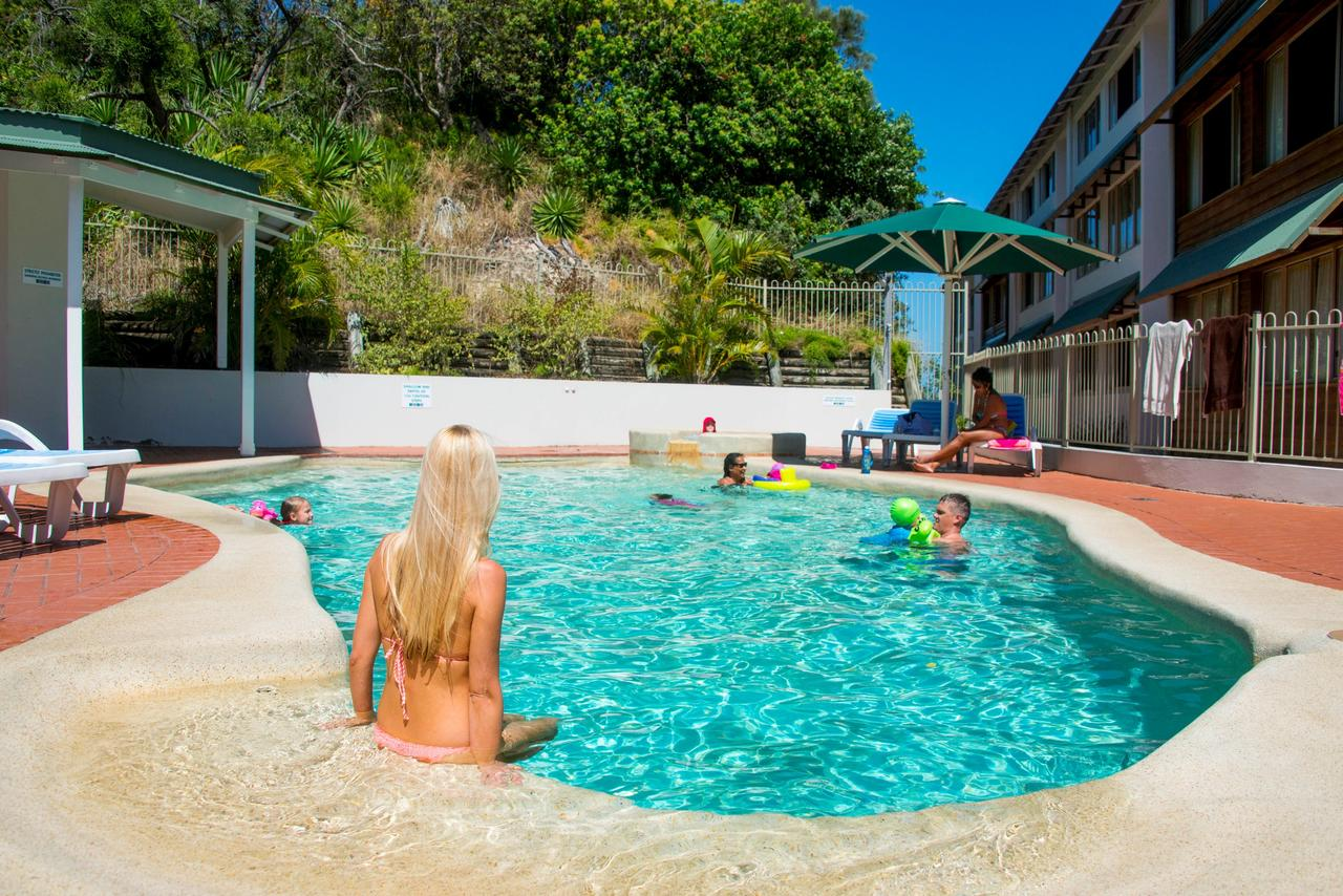Whale Watch Ocean Beach Resort - Accommodation Rockhampton