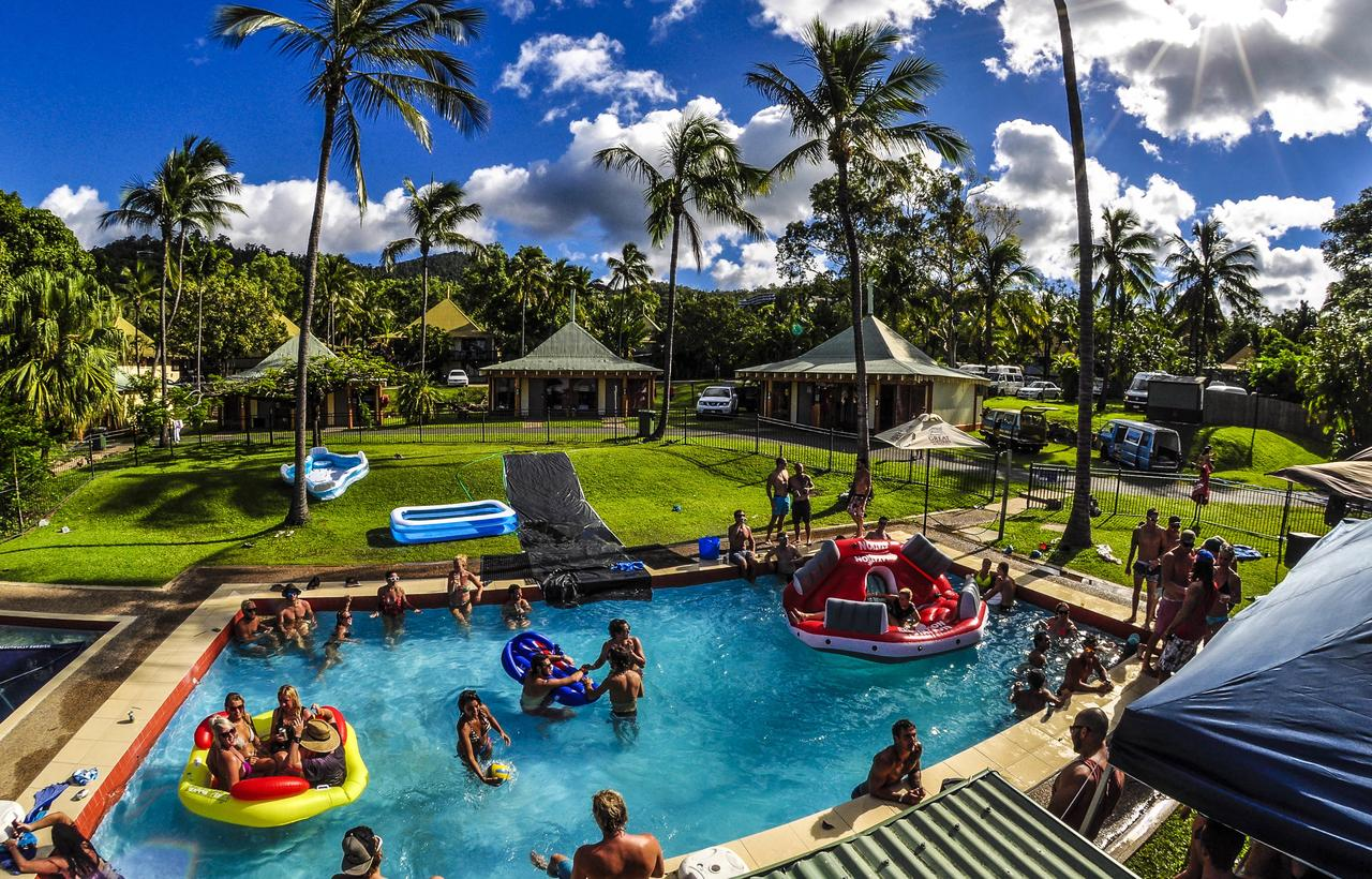 Nomads Airlie Beach - Accommodation Rockhampton