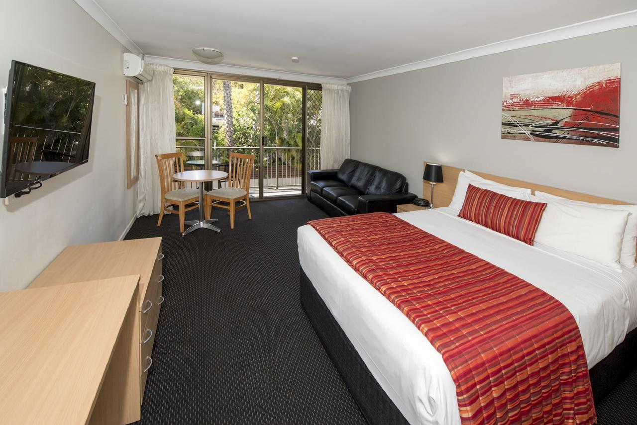 Comfort Inn Grammar View - Accommodation Rockhampton