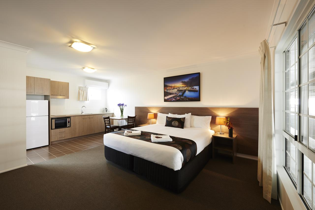 Takalvan Motel - Accommodation Rockhampton